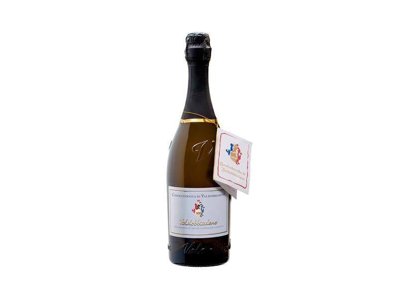 77Vintido | Konfraternität Valdobbiadene | Offizielle Flasche